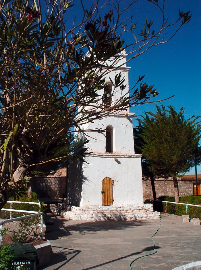 Toconao church