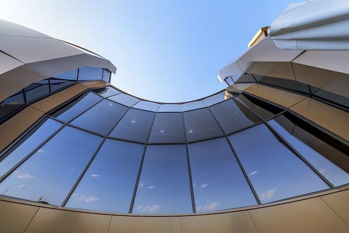 Architectural arcs