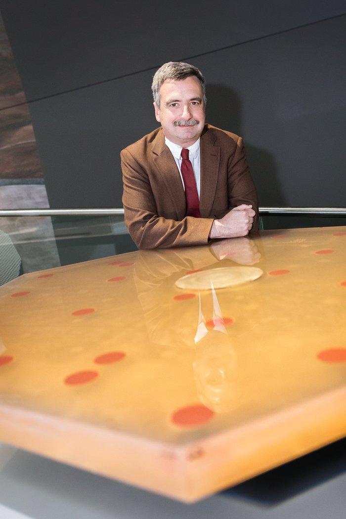 Former ESO Representative Fernando Comerón