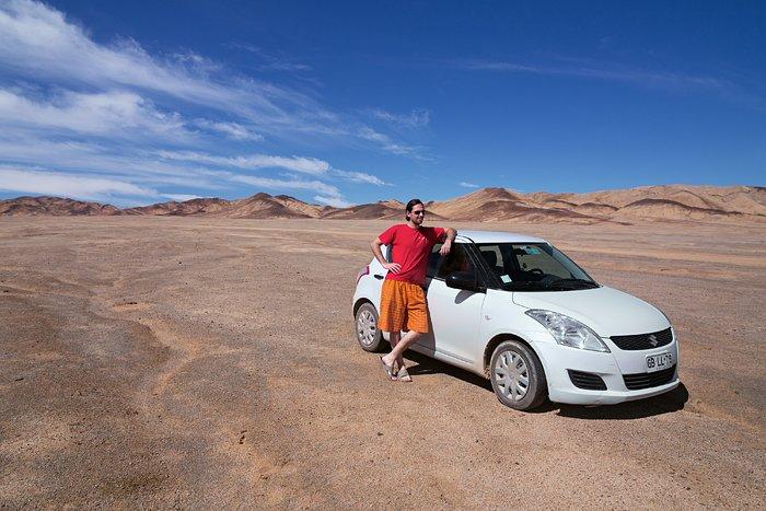 Atacama Desert vistas