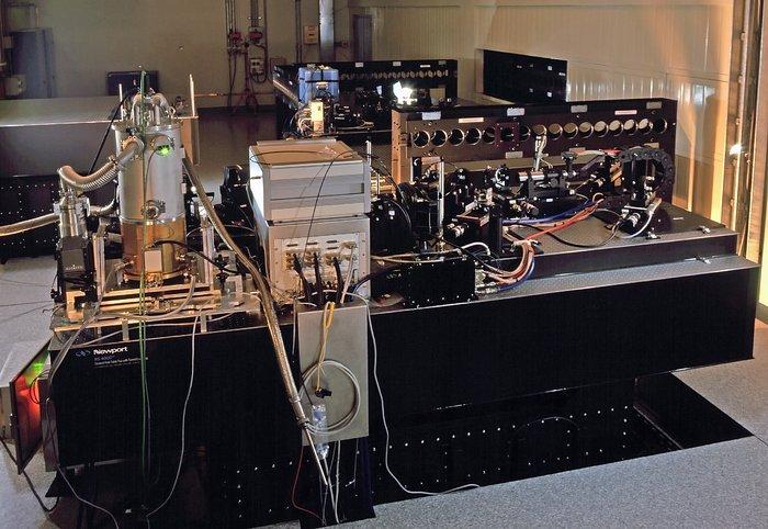 VINCI — The VLTI Commissioning Instrument