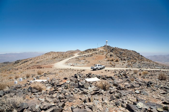 ELT site testing — Vizcachas / Chile