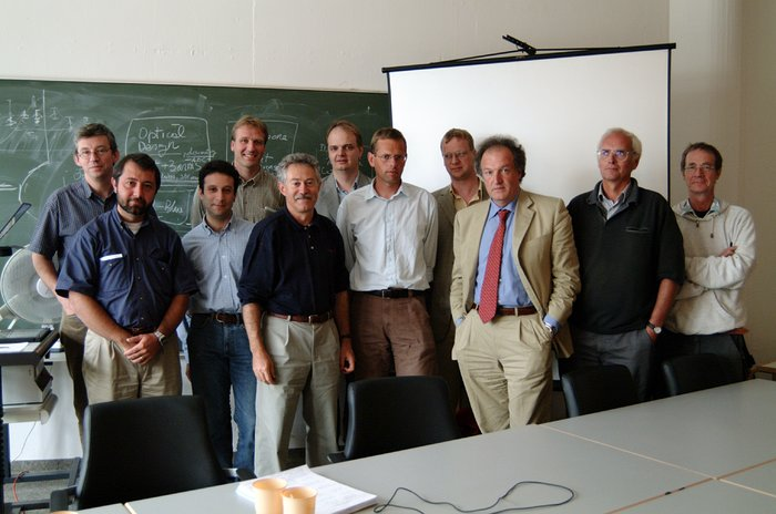 VLT 2nd Generation Instrumentation Meeting