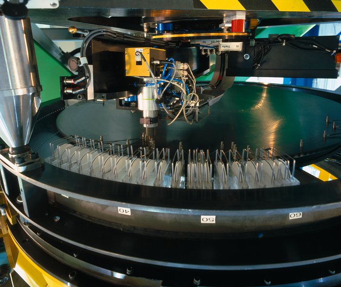 VLT Fibre Positioner