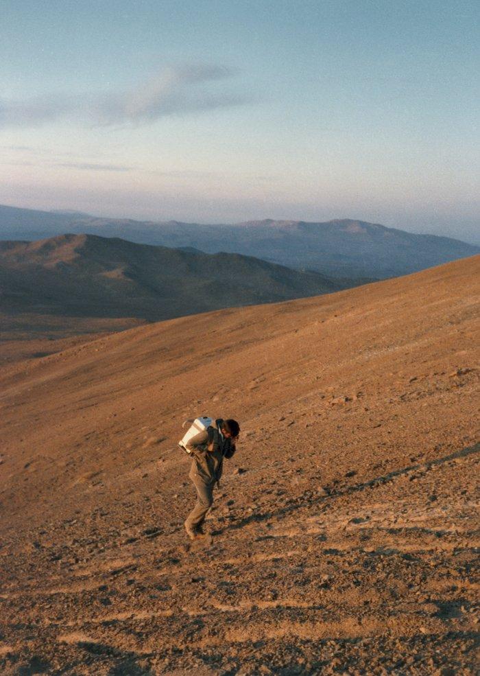 VLT Site Test Cerro Armazones