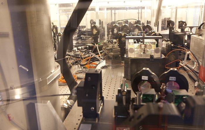 VLTI Lab PRIMA Equipment