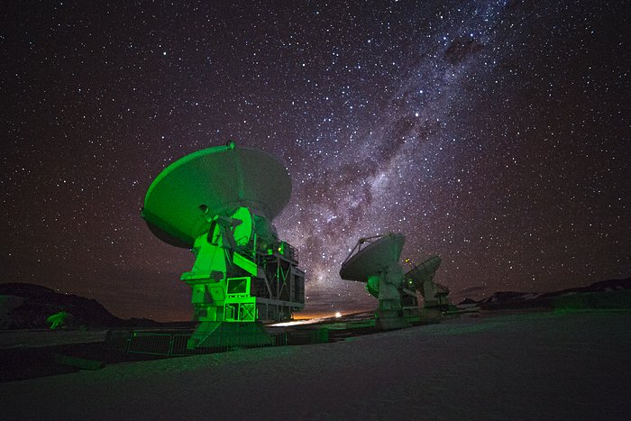 Unveiling the Dark Regions of the Universe with ALMA