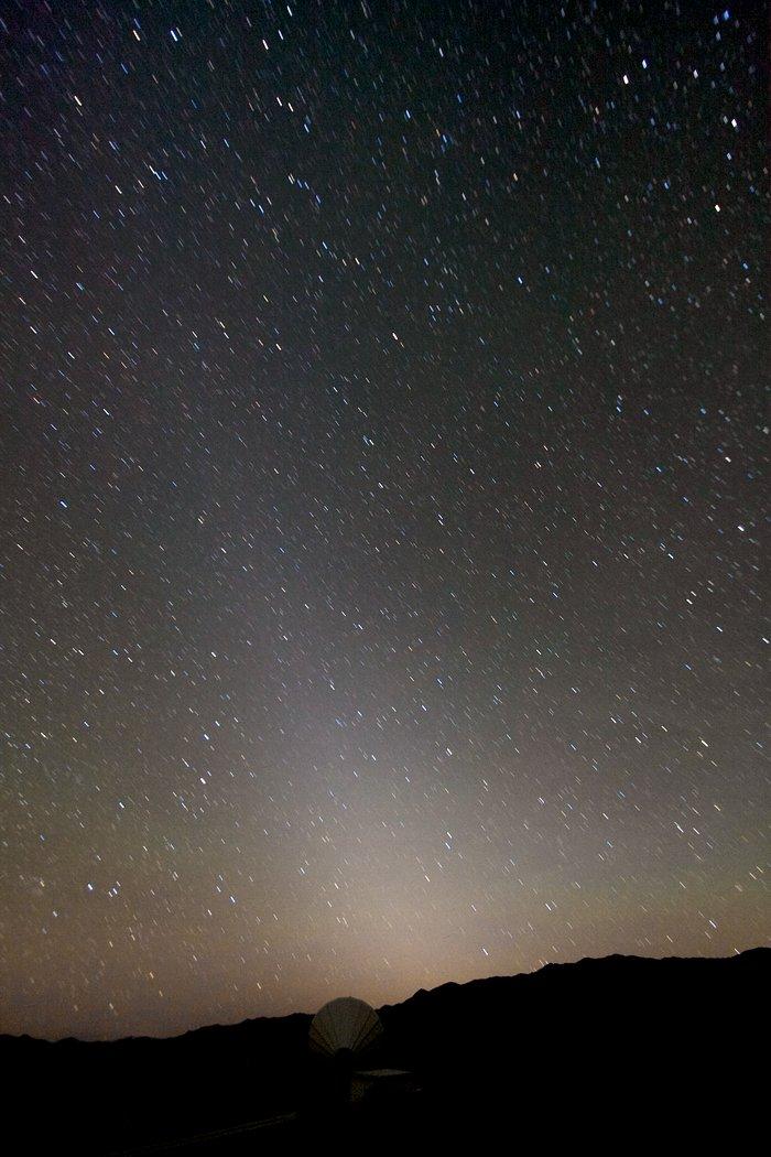 Zodiacal Light over Paranal