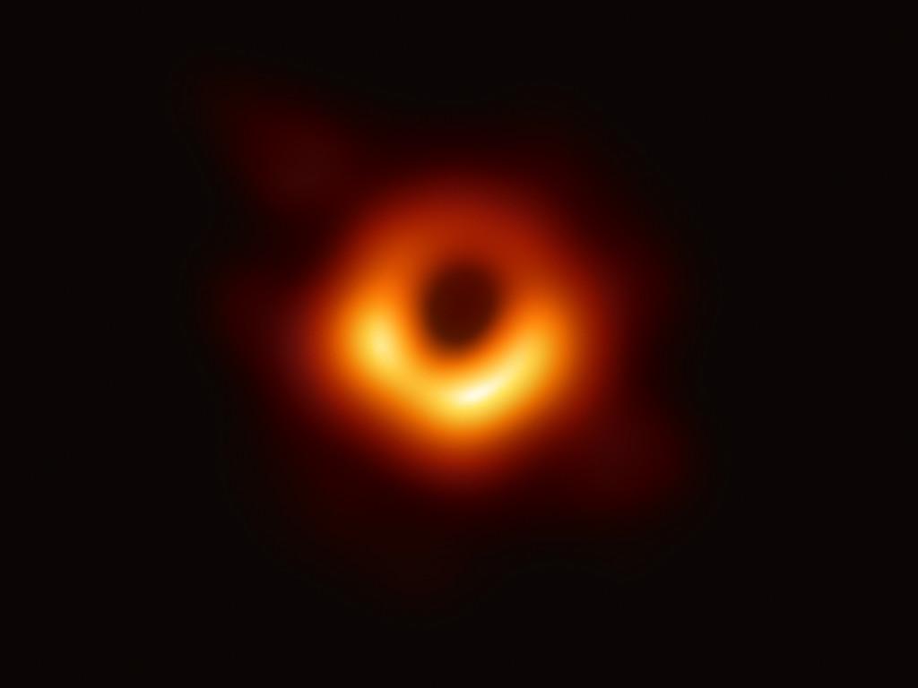 Zwart gat Messier 87