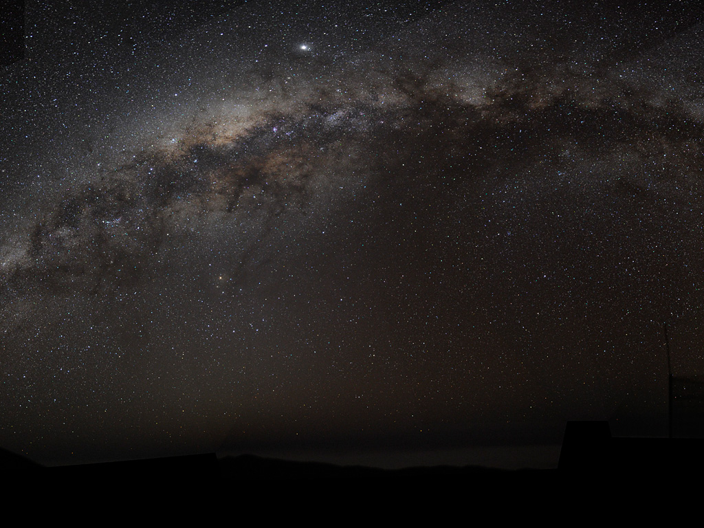 The Milky Way Galaxy Eso
