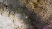 Un viaje al corazón de la Vía Láctea