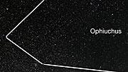 Acercamiento a la estrella GJ1214 (con textos)