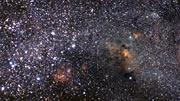 Acercamiento a NGC 3603
