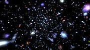 Acercamiento a la galaxia más distante medida hasta ahora