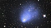 """""""El Gordo"""", un Inmenso Cúmulo de Galaxias Distantes"""