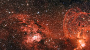 Zooming in on star formation in the southern Milky Way