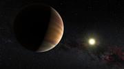 Exoplaneten 51 Pegasi b som den skulle kunna se ut