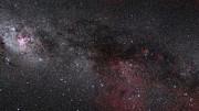 VideoZoom: oblast s probíhající hvězdotvorbou RCW 34