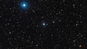Zoom sul sistema stellare triplo HD 131399