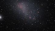 Acercándonos a la imagen de la Pequeña Nube de Magallanes obtenida por VISTA