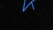 Zoom na estrela Ross 128