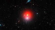 Zooming in on the red giant star π1 Gruis