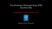 Cherenkov Telescope Array - South (CTA)