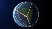 O EHT, uma rede à escala planetária