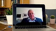 Interview (en anglais) de Reinhard Genzel