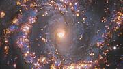 Космический фейерверк выявляет новорождённые звёзды (ESOcast Light 239)