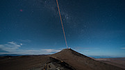 Artificial stars over Paranal
