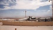 Time-lapsevideo van de bouw van de ALMA Residencia