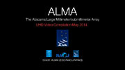ALMA UHD video compilation