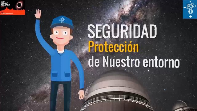 ESO Safety Video (Spanish)