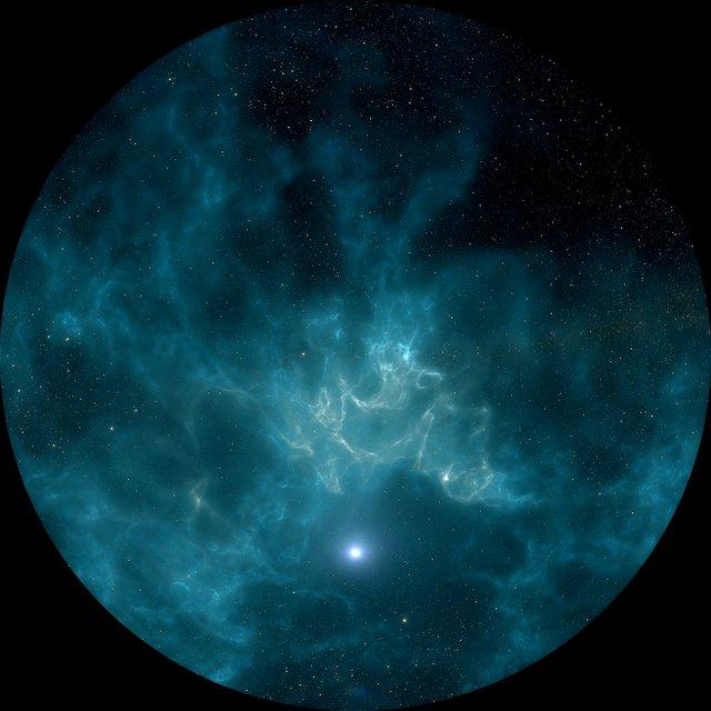 Supernova explosion 3
