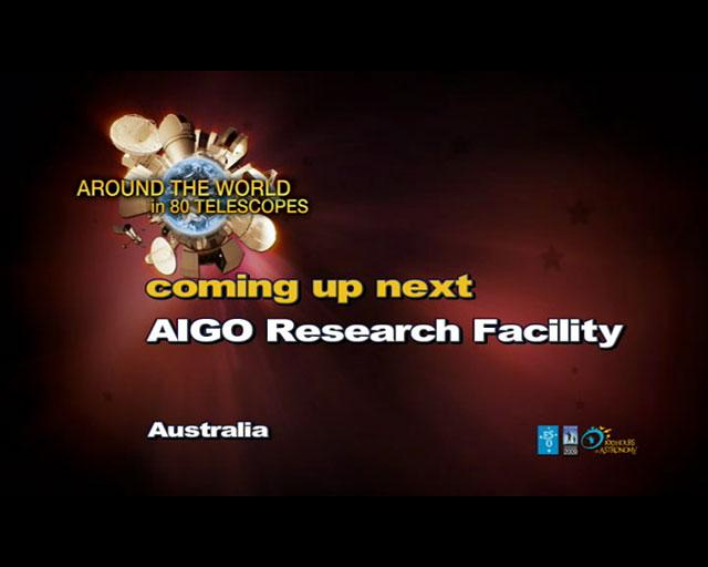 AIGO (AW80T webcast)
