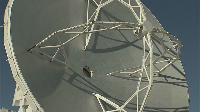 ALMA Japanese antenna — 2