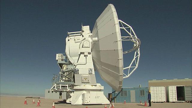 ALMA Japanese Antenna — 3