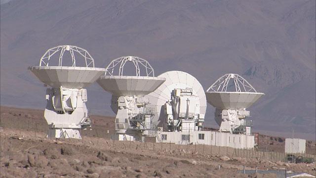 ALMA Japanese antenna — 5