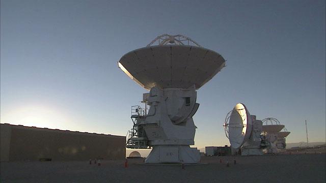 ALMA Japanese antenna — 6
