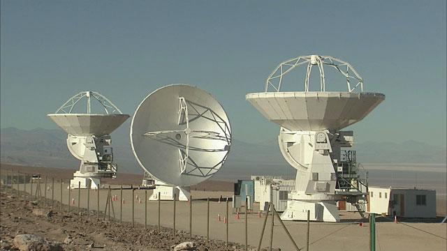 ALMA Japanese antenna —7
