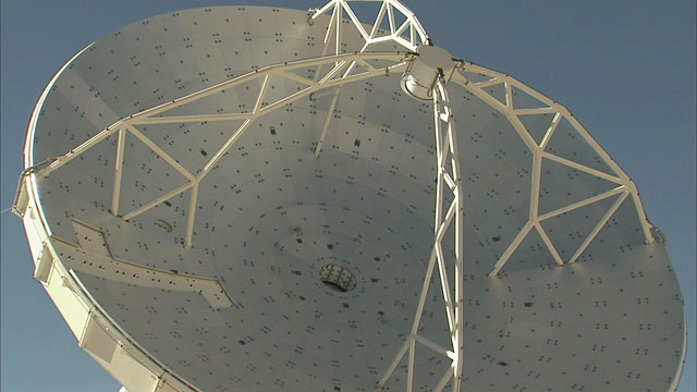 ALMA North American antenna – 3