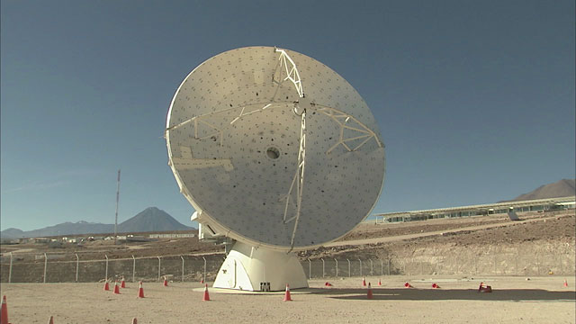 ALMA North American antenna — 4