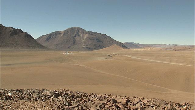 Chajnantor  plateau  — 2