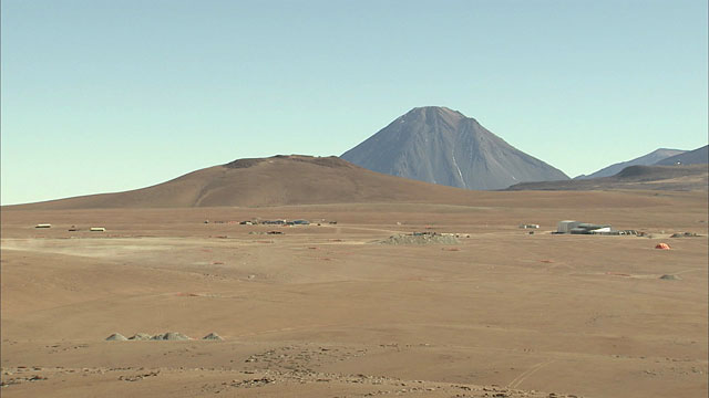 Chajnantor  plateau — 3