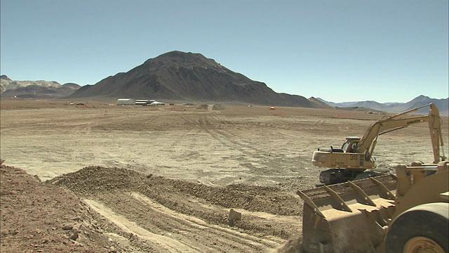 Chajnantor plateau — 6