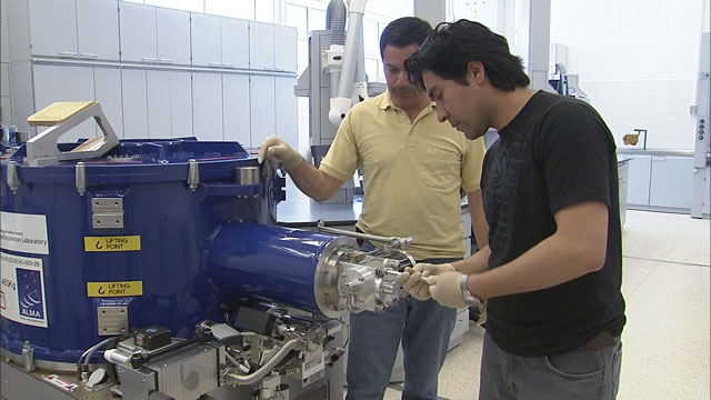 Engineers at work at the OSF (part 5)