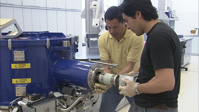 Engineers at work at the OSF (part 8)