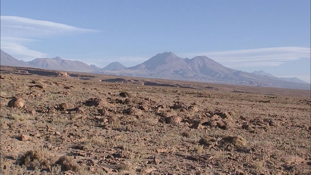 Landscape around the ALMA observatory (part 3)
