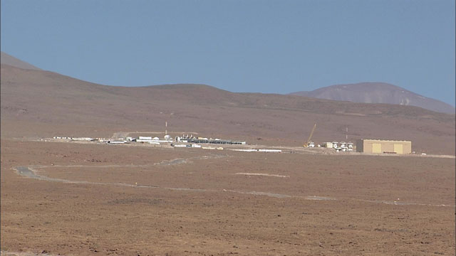 ALMA Operational Support Facility (part 4)
